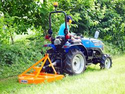 rotorklippare för traktorer buggy 120