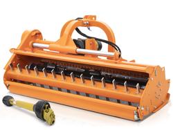 slagklippare för traktor med justerbar sidoförskjutning toro 200