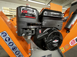 professionell flishugg motor dk 500 bs