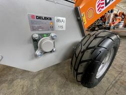 professionell flishugg motor dk 500 yam