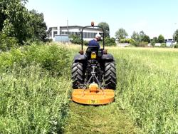 rotorklippare för traktorer buggy 100c