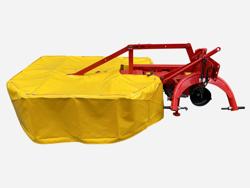 dfr 135 mini rotorklippare för traktor kort arm 18 45 hk