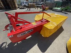 rotorklippar för traktorer dfr 165