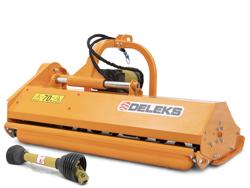 slagklippare med hydraulisk sidoförsjutning för fruktplantage traktorer mod jaguar 170