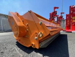 slagklippare betesputsare med justerbar sidoförskjutning för medelstora traktorer mod tigre 160