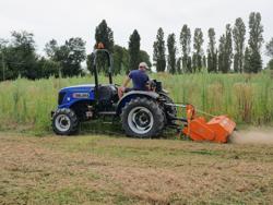 slagklippare betesputsare med justerbar sidoförskjutning för traktorer med 50 90hk tigre 180