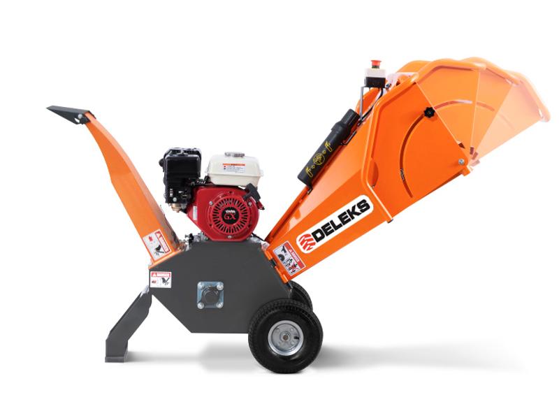 professionell-flishugg-motor-dk-500-honda