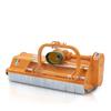 slagklippare betesputsare för traktorer mellan tung slagklippare med hammerslagor eller y knivar