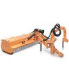 kantklippare med arm släntklippare flerfunktions kantklippare för traktor