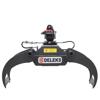 timmergrip och hydraulisk rotorer för minigräver grävmaskiner kraner og jødningslastning