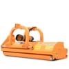 reversibel slagklippare slagklippare med sidoförskjutning för traktorer