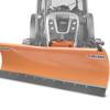 snöblad med plåtfäste och hydraullyft traktor snöblad deleks
